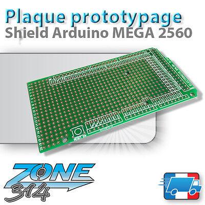 Plaque de prototypage Arduino Shield MEGA ( prototype board PCB )