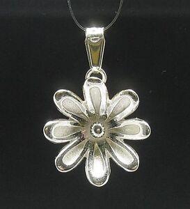 Uhren & Schmuck Halsketten & Anhänger Verantwortlich Silber Anhänger 925 Blume Pe000308 Empress Billigverkauf 50%