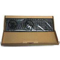 Brand Dell Quiet Slim Black Usb Keyboard M372h L30u Kb1421 Warranty