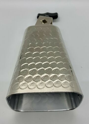 "Mountable Cowbell Chrome 5/"" For Drum Set LC CB5"