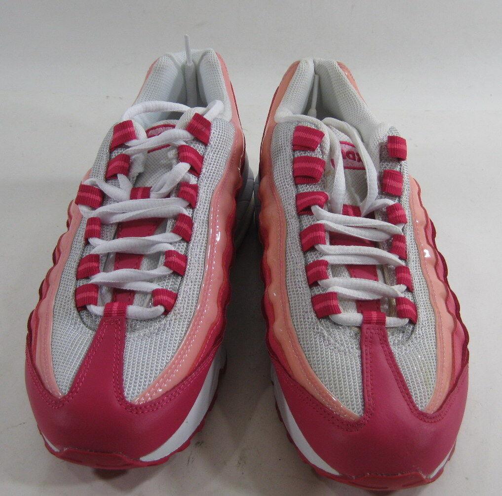 Nike 310830-166 Air Max '95 Le (Gs) Mädchen Laufschuhe 310830-166 Nike Weiß Kirsch Größe 6 37f105