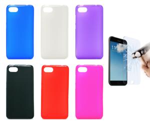 Cover-Custodia-Gel-Silicone-Per-wiko-Sunny-3-3G-5-034-Protezione-Opzional