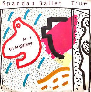 Spandau-Ballet-7-034-True-Germany-VG-EX