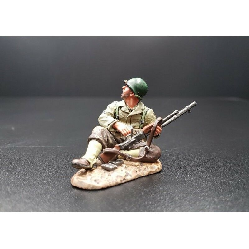 KING & COUNTRY-soldato 1ère divisione infanterie Americana, Normandie 1944 DD150