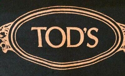 Pick Your Size TOD/'S Drawstring Logo Dust Bag