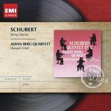 """ALBAN BERG QUARTETT/SCHIFF """"STREICHQUINTETT (FRANZ SCHUBERT)""""  CD NEU"""