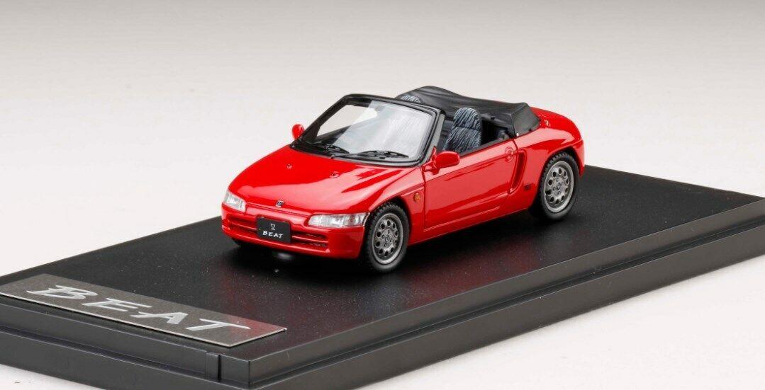 Para tu estilo de juego a los precios más baratos. Mark 43 PM4389TR 1 1 1 43 Honda Beat (PP1) Rojo Modelo Coches Tonneau Cubierta Festival  ahorra hasta un 80%