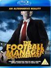 an Alternative Reality The Football Manager Documentary Blu-ray 506026285296