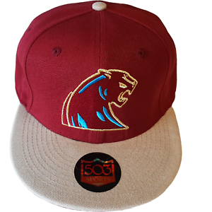 Michigan-Panthers-Fitted-Hat-USFL-Cap