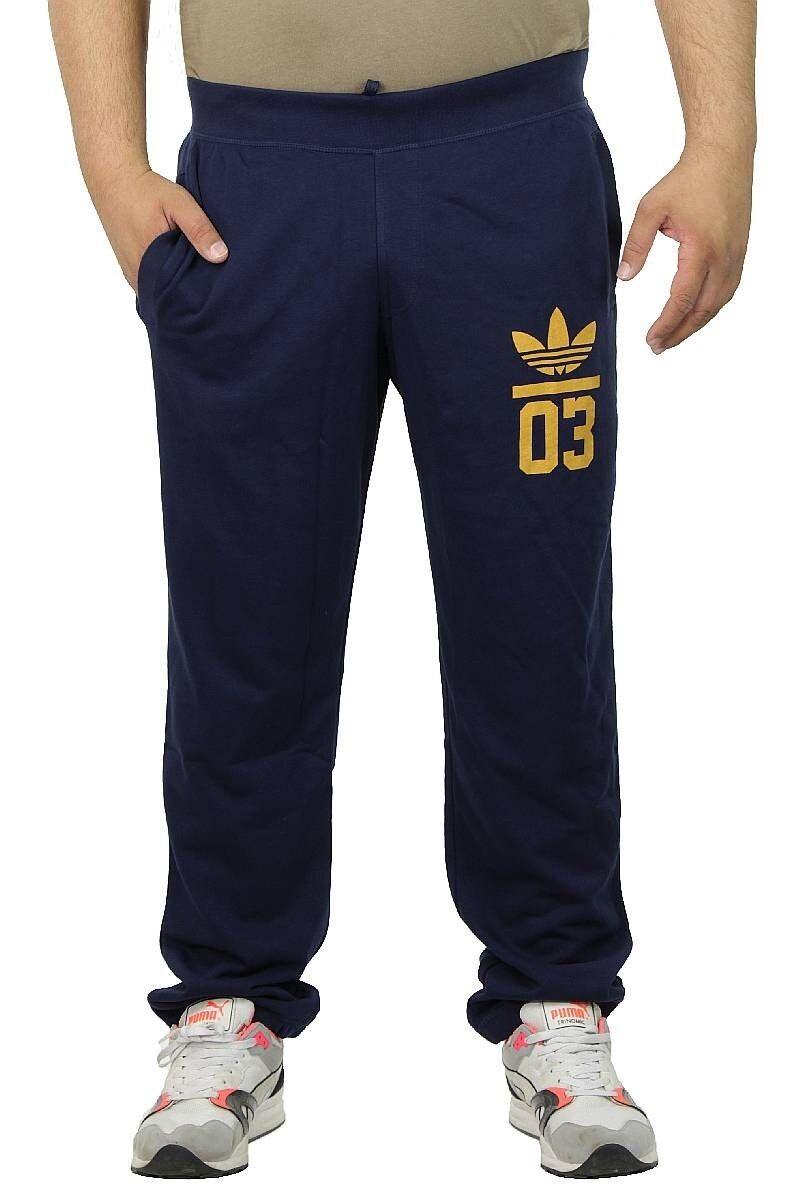 Adidas Originals 3Foil 3Foil 3Foil Sweatpants Pant Herren Jogginghose S18609 Hose navy 7e8f88