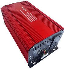 Spark 3000w (6000W)  pure sine wave power inverter 24v Soft start 240V AC