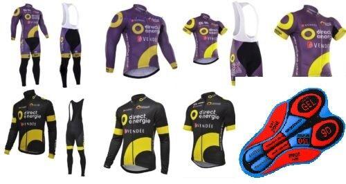 COMPLETO CICLISMO ESTIVO MTB / INVERNALE TEAM 2018 TEAM MTB ESTIVO CORSA  Complete Cycling 809ad2