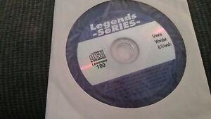 Charitable Legends Karaoké Cdg Stevie Wonder & Friends Vol 100-afficher Le Titre D'origine Clair Et Distinctif