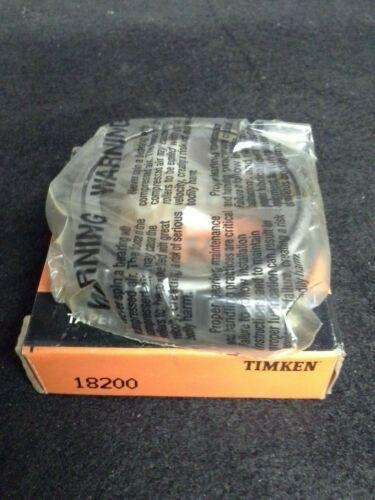 TIMKEN 18200 TAPERED BEARING CONE