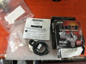 Tractor-Pertronix-Electronic-Ignition-Lucas-45-d-Positive-Earth