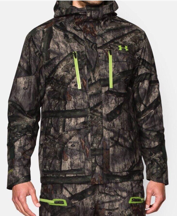 Armour férfi infravörös Gore-Tex szigetelő Camo Jacket XL és Bib Size-L