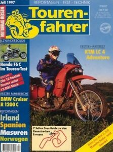 TF9707-Test-HONDA-F6-C-Valkyrie-KTM-LC4-620e-Adventure-Tourenfahrer-7-1997
