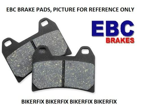 PEUGEOT SIXTIES VIVACITY 50 2010-2011 FRONT BRAKE DISC PADS EBC SFA054