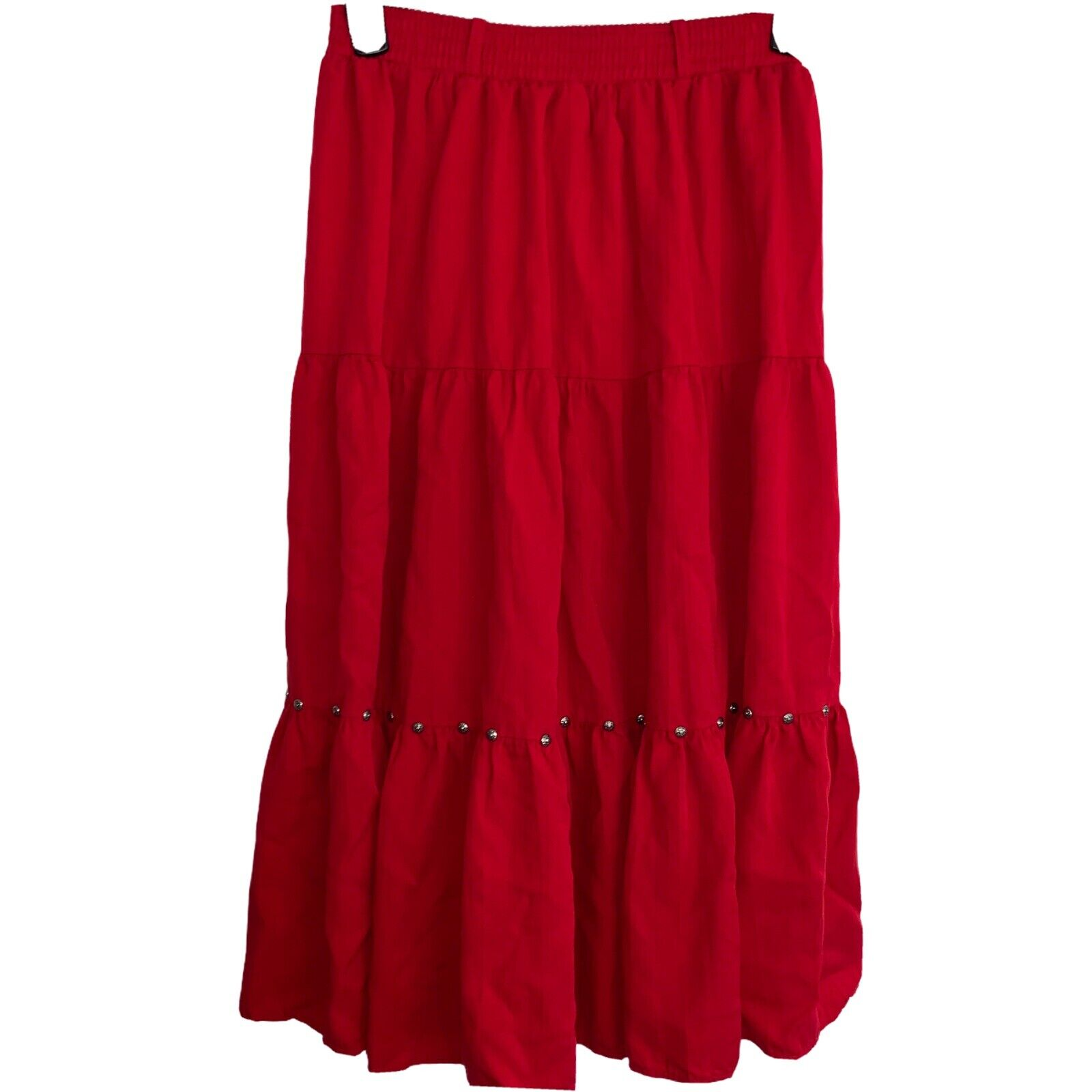 Western Collection Size Small Vintage Red Studded… - image 1