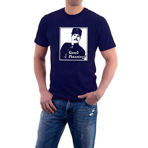 Good Moaning T-shirt Allo Allo Police Officer Crabtree Funny French TV Tee Retro