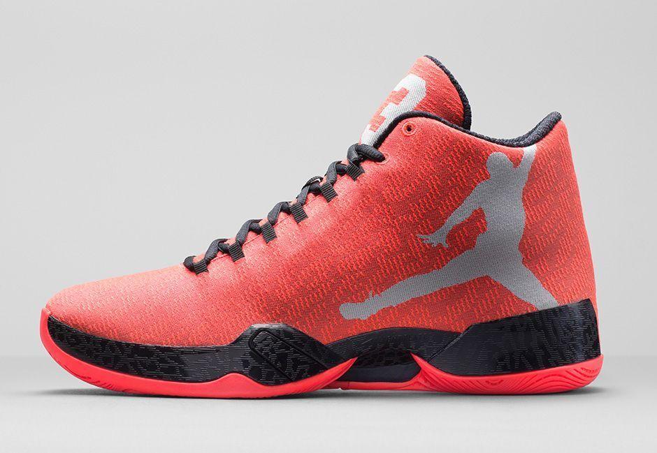 Nike Air Jordan 29 XX9 infrared Size 11. 695515-623 1 2 3 4 5 6