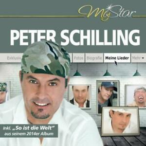 CD-Peter-Schilling-Best-Of-My-Star-Hits-Meine-Lieder-20-Tracks-Different-Story