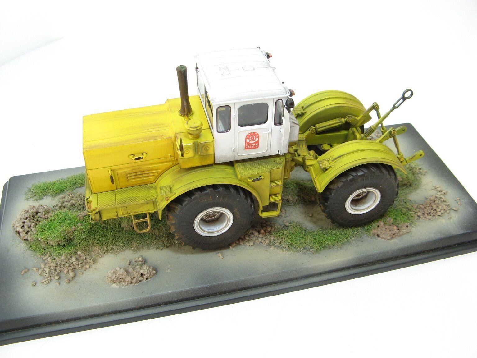 Кировец К-701     Kirovets K-701 tractor Nostalgie SSM 1 43 exclusive L.E. a292d3