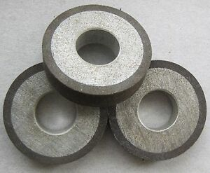 1 pcs DIAMOND GRINDING WHEEL Metal bond  D 16-13-6 mm GRIT 100   .