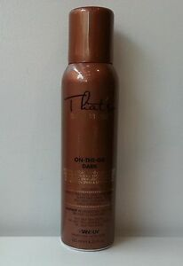 THAT'SO ABBRONZATURA SPRAY TAN con DHA a MILANO colore DARK 125ml.