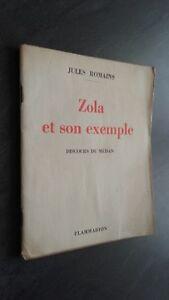 Jules-Romanos-Zola-Y-Son-Voz-De-Medan-Flammarion-Pin-ABE