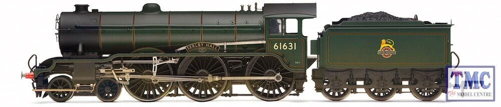 R3004X Hornby OO Gauge BR BR BR 4-6-0 Serlby Htutti B17 4 classe Weatherosso DCC Fitted dd8bcd