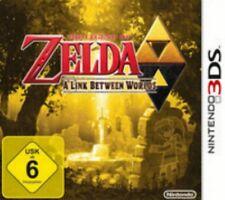 Nintendo 3DS LEGEND OF ZELDA A Link Between Worlds DEUTSCH Neuwertig