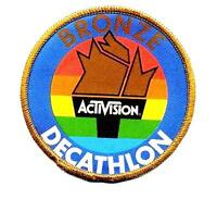 Activision Decathlon Patch -- Free Shipping To Us Addresses