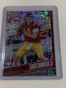 2018 Sam Darnold Father's Day Rookie Card #'d 17/25 !!! SP