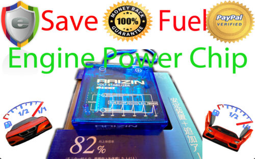 FREE USA FAST SHIPPING BMW Performance Mph Turbo Boost-Volt Engine Power Chip