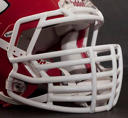 KANSAS CITY CHIEFS Riddell Speed BIG GRILL S2BDC-HT-LW Football Helmet Facemask
