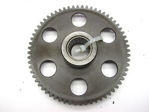 1979-SUZUKI-79-GS425-GS-425-GS425EN-STARTING-STARTER-CLUTCH-SPROCKET-GEAR