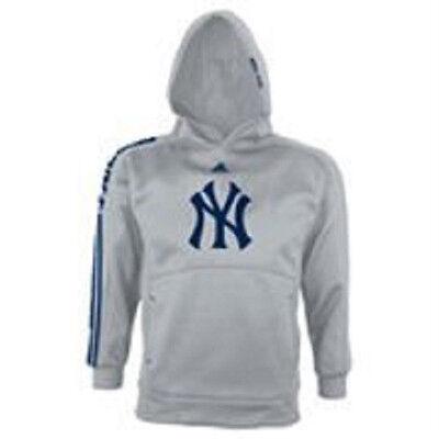 Boys 8-20 adidas New York Yankees OR Mets Sideline Swagger Hoodie