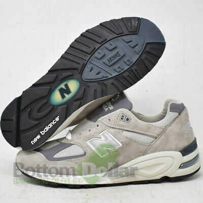 53908507853b1 New Balance M990GR2 Made In The USA Classics Men's Running Shoes Grey