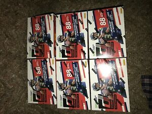 Lot-of-6-2020-NFL-Donruss-Football-Trading-Card-Blaster-Box-NEW-IN-HAND