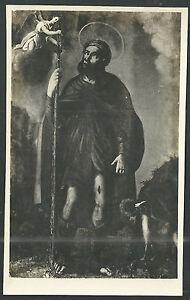 image pieuse postale ancianne de San Roque santino holy card estampa rQXDjMjj-09123009-796525227