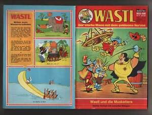 cgb-WASTL-67-Wastl-und-die-Musketiere-Willy-Vandersteen-Bastei-Z-1-2