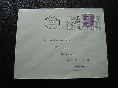 Vereinigtes Königreich Seien Sie Freundlich Im Gebrauch GroßZüGig Vereinigtes Königreich cy35 Umschlag 1950