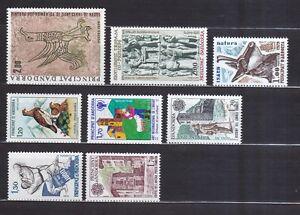 Europe Amicable Andorra Französisch Postfrisch Jahrgang 1979