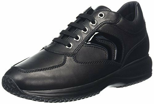 Geox Happy D7356b Sneakers Donna Nero 35