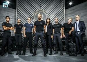 💥⏰ Fan of #SWAT #ShemarMoore ? Visit the set, meet available cast, view taping!