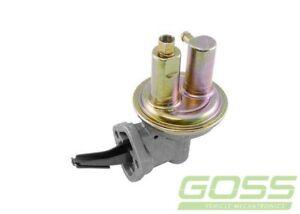 GOSS-Mechanical-Fuel-Pump-G6399-for-Ford-Fairmont-1972-1979-Petrol-Sedan