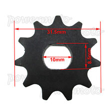 Electric Scooter 11 Tooth Sprocket T8F Chain Fit Pinion Gear MY1020 Motorcycle