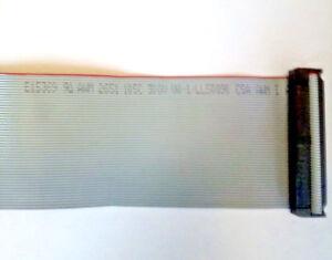 E15369-1-LL50890-2Ft-300V-A-B-50-Pin-Ribbon-Cable