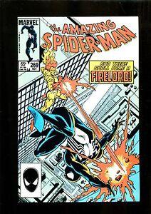 amazing spider man 269 9 6 vs firelord b046 ebay